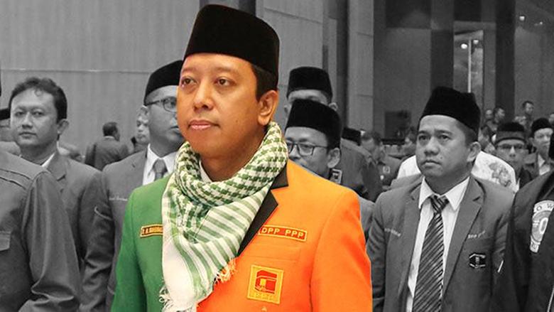 OTT Romahurmuzyi Mantapkan Pilihan Dukung Jokowi